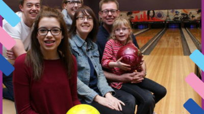 Book Family Bowl on the YMCA App