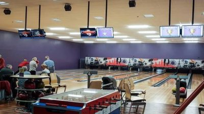 Our Over 50s Bowling is Back!