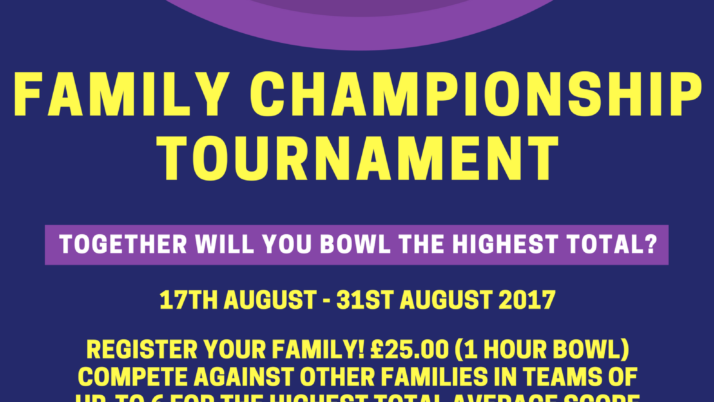 FAMILY CHAMPIONSHIP TOURNAMENT