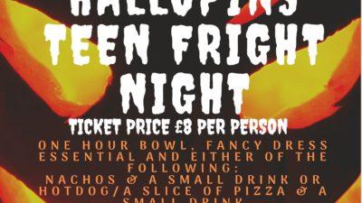 Halloween Bowling Event