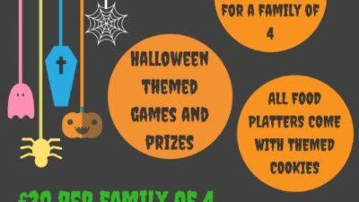 YMCA Bowl Halloween Event
